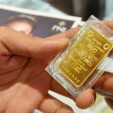 """Giá vàng SJC """"bình lặng"""" bất chấp biến động trên thị trường thế giới"""