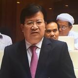 Bộ trưởng Xây dựng nhận lỗi về sai phạm dự án 8B Lê Trực