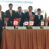 Thành Thành Công ký kết hợp tác chiến lược ba bên, tăng cường đầu tư vào thuỷ điện