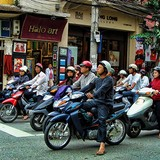 Foreign Giants Sell 1.3 Million Motorbikes in Vietnam in 6 Months