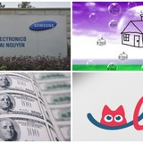 [Round-up] Samsung among Biggest Firm in Vietnam, Forex Reserves Dwindle Sharply