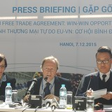 EVFTA Will Trigger Bigger Wave of European Investment in Vietnam: EU Ambassador