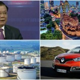 [Round-up] Renault Eyes Factory in Vietnam, Foreign Firms Thirsty for Agri Projects