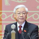 Vietnam Communist Party Announces Top Leadership