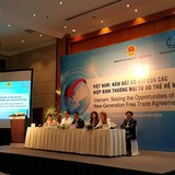 Doanh nghiệp Việt Nam lạc quan tỉnh táo về TPP và EVFTA