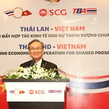 Thailand Looks to Enter Vietnam's Top 10 Investor Club
