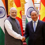 Vietnam, India Upgrade Ties to Comprehensive Strategic Partnership