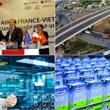 [Round-up] Vietnam, French Biz Enhance Links, Dragon Capital Plans Vinamilk Divestment