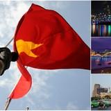[Chart] Vietnam's Economic Panorama in 2016