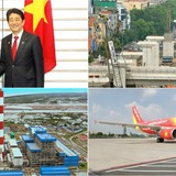 [Round-up] Vietnam Boosts Ties with Japan, Alstom Wins Metro System Contract