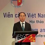 """""""AmCham ủng hộ FTA giữa Hoa Kỳ và Việt Nam"""""""