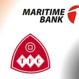 Công ty tài chính Dệt may đã thuộc về Maritime Bank
