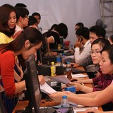 Ngày 31/3, hạn chót nộp thuế thu nhập 2014: Liệu còn cảnh rồng rắn xếp hàng?