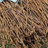 Hà Tĩnh: Sử dụng sắt thép hoen rỉ để thi công công trình cấp bách