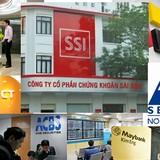 SSI tiếp tục dẫn đầu thị phần môi giới sàn HOSE quý I/2015