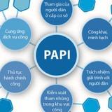 Việt Nam công bố chỉ số quản trị công PAPI năm 2014