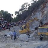 Sập mỏ khai thác đá tại Hà Giang, hai người tử vong tại chỗ