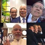 Ảnh selfie của các lãnh đạo thế giới