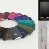 Những mẫu smartphone nắp lưng bọc da đẹp nhất từ trước tới nay