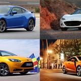 Những mẫu xe số sàn dáng thể thao siêu sang cho năm 2015