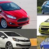 Top 10 ôtô rẻ nhất năm 2015 cho dân văn phòng