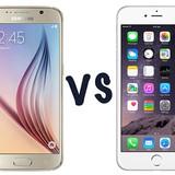 6 lý do bạn nên mua iPhone 6 thay vì Galaxy S6