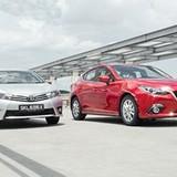 Toyota và Mazda sẽ dùng chung động cơ