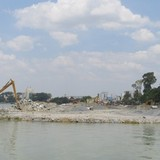 """Dự án lấn sông Đồng Nai: Quy hoạch và văn bản chấp thuận đầu tư """"chỏi"""" nhau"""