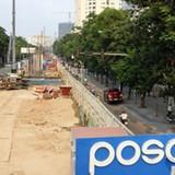 """Tàu điện ngầm Thủ đô: Dự án """"rùa"""" thập kỷ"""