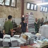 """Phá ổ làm giả 7.000 cuốn """"Đắc Nhân Tâm"""" giữa thủ đô"""