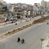 2,5 tỷ đồng làm một mét đường ở Hà Nội