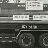 Lật tẩy trò đánh tráo xăng dầu