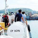 """Quy hoạch du lịch tại đảo Lý Sơn: Coi chừng """"vỡ"""" đảo"""