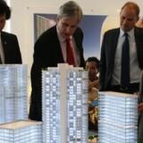 Nhà đầu tư ngoại nhòm ngó dự án cao cấp