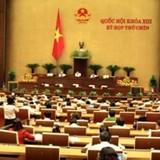 Quốc hội sắp biểu quyết sân bay Long Thành