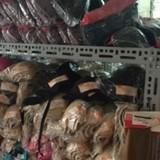 Hàng nghìn sản phẩm đồ lót nhái thương hiệu nổi tiếng bị phát hiện