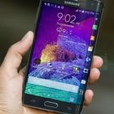 Galaxy Note 5 không có phiên bản màn hình cong