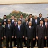 Thành viên sáng lập AIIB nhóm họp lần đầu tại Bắc Kinh