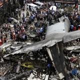 Máy bay rơi ở Indonesia, ít nhất 43 người chết