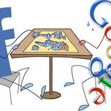 """Người dùng smartphone đang """"đốt"""" thời gian cho Facebook và Google"""