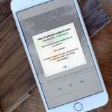 Trò lừa iPhone bị hack trở lại
