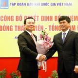 Ông Nguyễn Xuân Sơn thôi làm Chủ tịch Tập đoàn Dầu khí