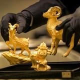 Trung Quốc mua hơn 100 tấn vàng mỗi năm