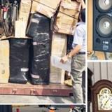 Chặn đứng container hàng cấm từ châu Âu