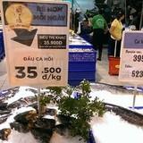 Vì sao cá hồi Việt mất tích ở siêu thị?