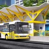 Đầu tư 140 triệu USD xây dựng tuyến xe buýt nhanh số 1
