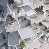Tháp dân cư có một không hai tại Pháp