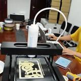 Kiếm được gần 2 triệu/ngày nhờ máy in bánh 3D tự chế