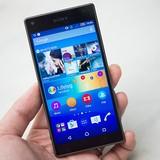 Trên tay Sony Xperia Z5 Compact ở Việt Nam