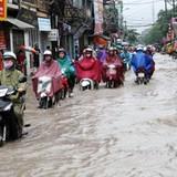 Vì sao khu Nam Hà Nội lại ngập nặng?